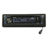 SCD 7606BMR Car radio with CD/MP3 and Bluetooth
